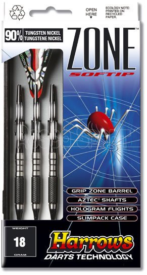 Harrows Soft Zone darts nyilak