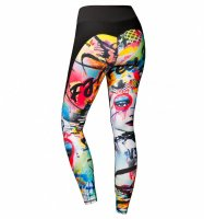 FeelJ Collage női fitness legging