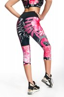 FeelJ Exotic női 3/4-es fitness legging