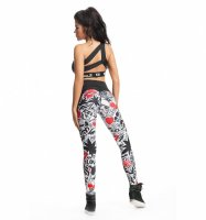 FeelJ Stickers női fitness legging
