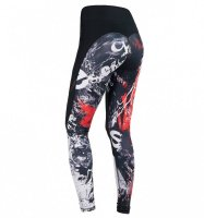 FeelJ Tattoo női fitness legging