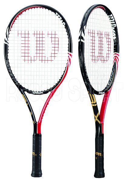 Wilson Six One 26 BLX junior teniszütő