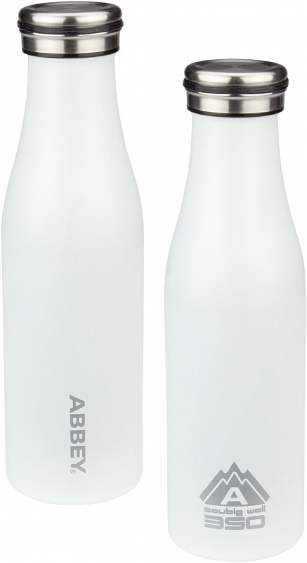 Abbey Victoria White termosz, 450 ml