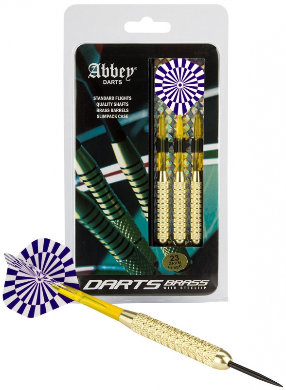 Abbey darts nyíl, 23 g
