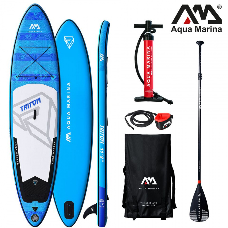 Aqua Marina Triton stand up paddle