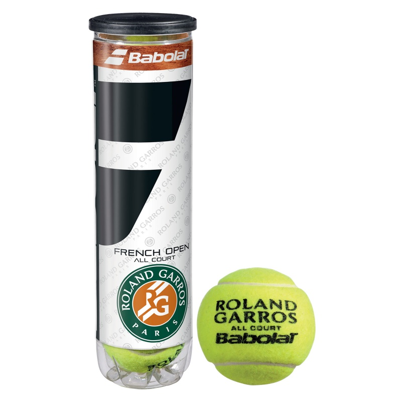 Babolat French Open all court teniszlabda, 4 db
