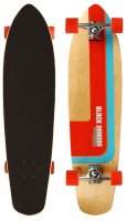 Black Dragon Combat Kick longboard