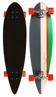 Black Dragon Pintail GWR longboard