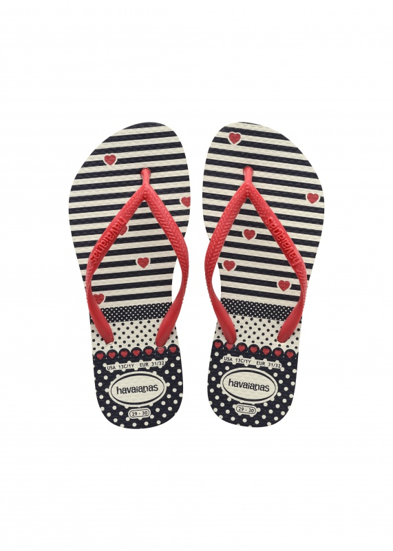 Havaianas Kids Slim Fashion gyerek strandpapucs