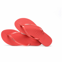 Havaianas You Metallic női strandpapucs, korall 41-42