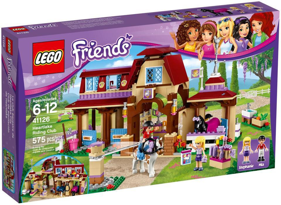 LEGO Friends - Heartlake lovasklub