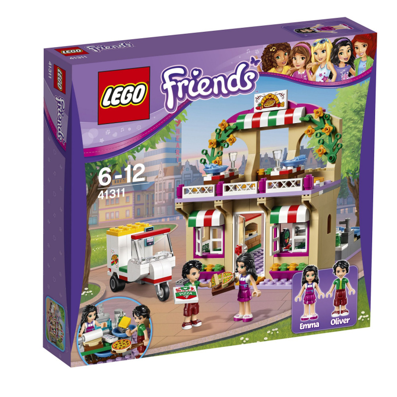 LEGO Friends - Heartlake Pizzéria