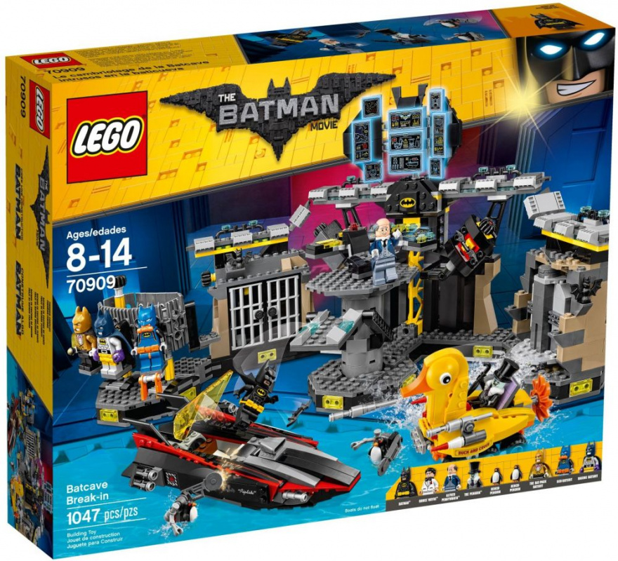 LEGO Batman Movie - Betörés a Denevérbarlangba