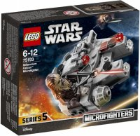 LEGO Star Wars - Millenium Falcon Microfighter