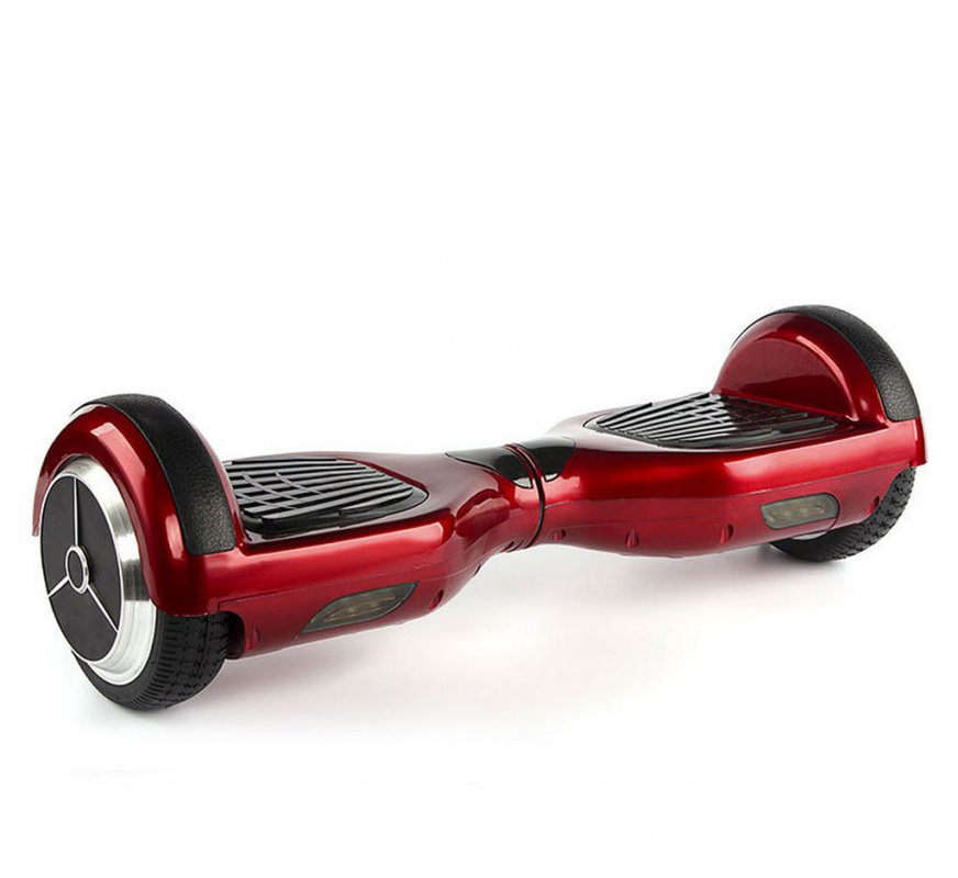 Hoverboard, piros