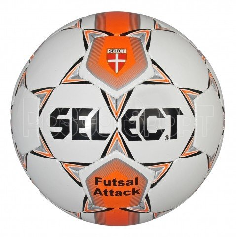Select Attack futsal labda