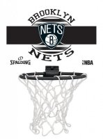 Spalding Brooklyn Nets mini kosárpalánk