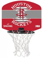 Spalding Houston Rockets mini kosárlabda palánk
