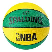 Spalding Outdoor Green Mini kosárlabda