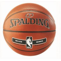 Spalding NBA Silver In/Out kosárlabda