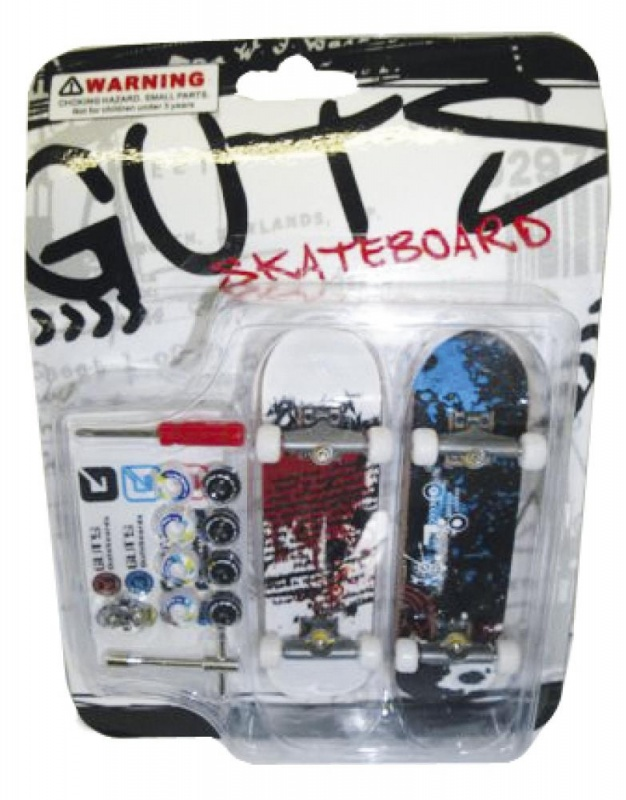 Guts double fingerboard szett