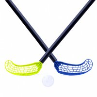 Spokey Uni Set 2 floorball szett