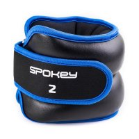Spokey Cross Form csukló-, bokasúly 2x2 kg