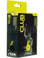 Stiga Club Select ping-pong labda, 6 db