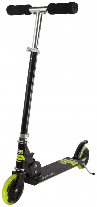 Stiga Charger 120-S roller, fekete-lime
