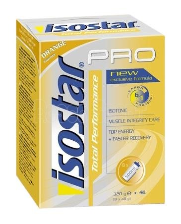 Isostar Total Performance italpor, narancs