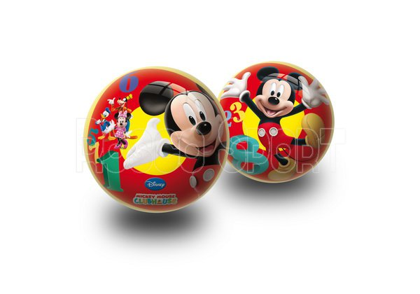 Mickey Mouse Club House labda, 23 cm
