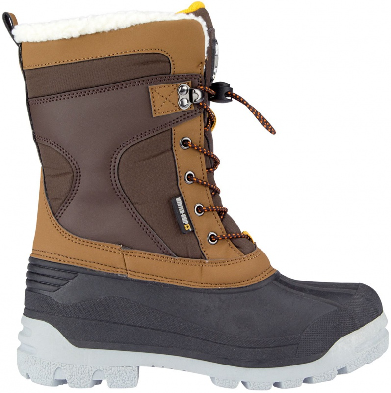 Wintergrip Canadian Explorer csizma, barna